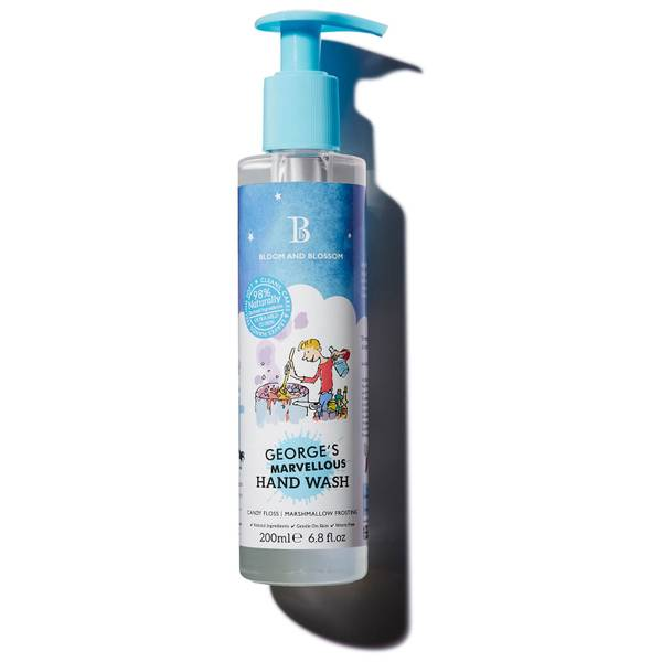 Bloom & Blossom George's Candy Floss & Marshmallow Handwash