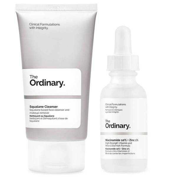 The Ordinary Niacinamide and Squalane Cleanser