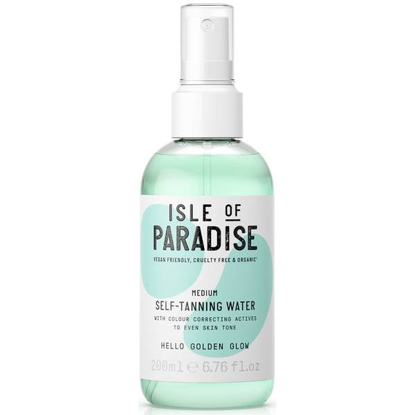 Isle of Paradise Self-Tanning Water - Medium 200ml