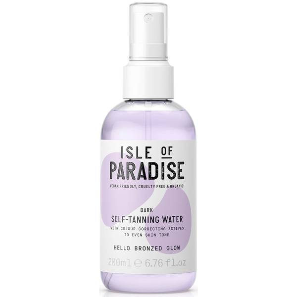 Isle of Paradise Self-Tanning Water - Dark 200ml