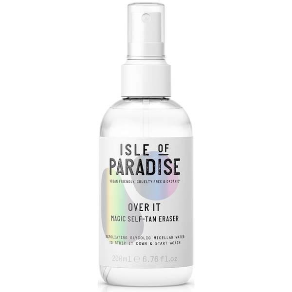 Isle of Paradise Over it Magic Self-Tan Eraser 200ml