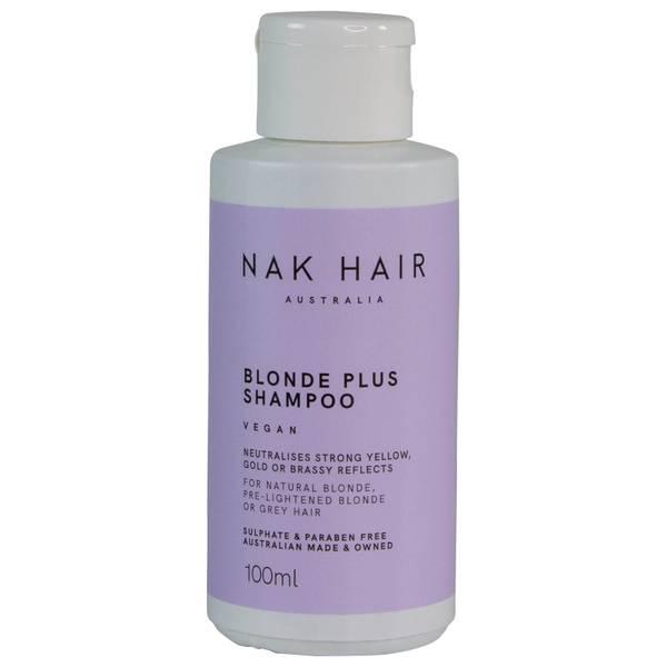 NAK Blonde Plus Shampoo 100ml