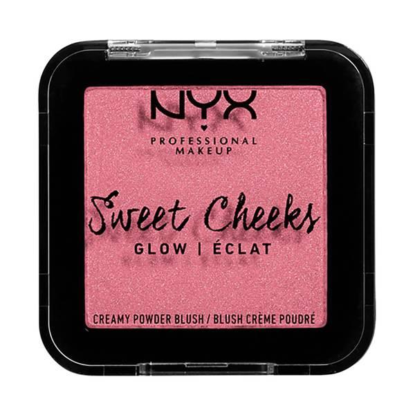 NYX Professional Makeup Powder Blusher Blush Glow 5ml (Various Shades)