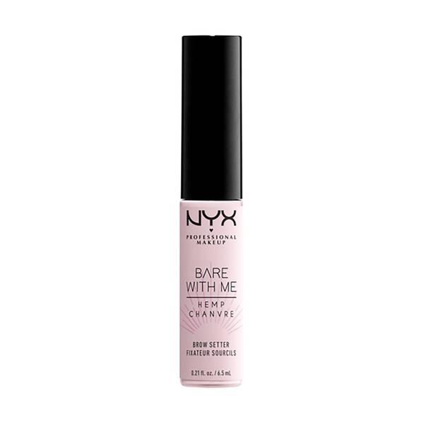 NYX Professional Makeup Bare With Me Hemp High Eyebrow Gel Setter 6.5ml