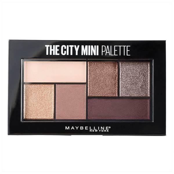 Maybelline City Mini Eyeshadow Palette - Chill Brunch Neutrals 4g