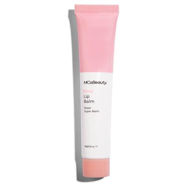 MCoBeauty Lip Balm - Rose 15ml