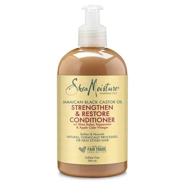 Shea Moisture Jamaican Black Castor Oil Rinse Out Conditioner 369g