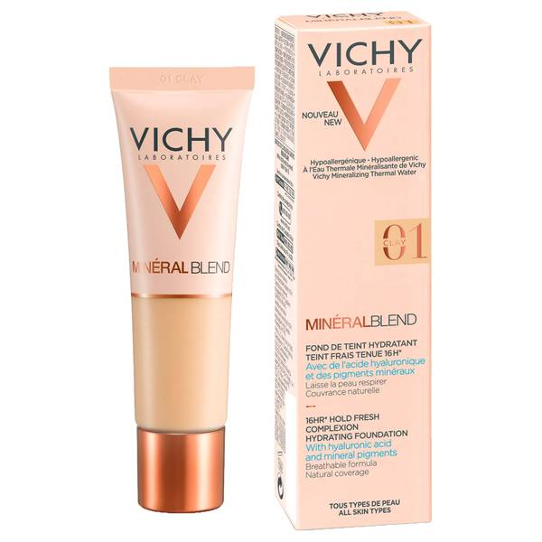 VICHY Mineralblend Fluid Clay Foundation 30ml