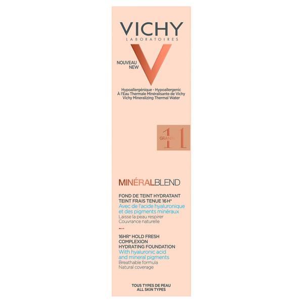 VICHY Mineralblend Fluid Granite Foundation 30ml