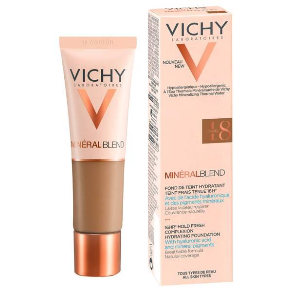 VICHY Mineralblend Fluid Copper Foundation 30ml