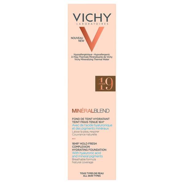 VICHY Mineralblend Fluid Umber Foundation 30ml