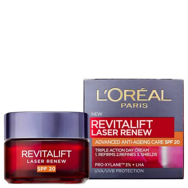 L'Oréal Paris Revitalift Laser Renew Anti-Ageing Cream SPF20 50ml