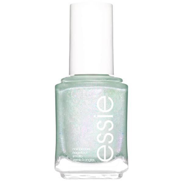 essie Celebrating Moments 632 Sip Sip Hooray Pearl White Shimmer Nail Polish 13.5ml