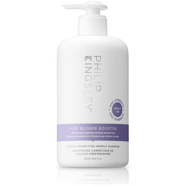 Philip Kingsley Pure Blonde Booster Shampoo 500ml