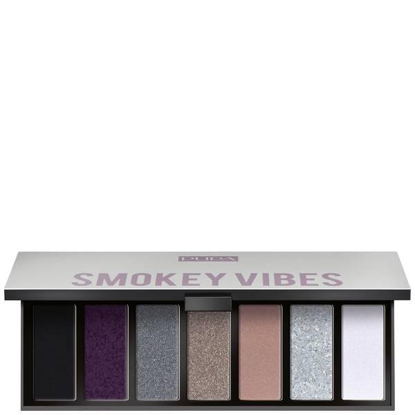 PUPA Makeup Stories Compact - Smokey Vibes 13.3g