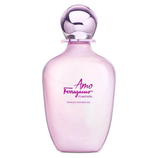 Salvatore Ferragamo Amo Flowerful Shower Gel 200ml