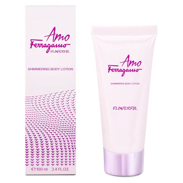 Salvatore Ferragamo Amo Flowerful Body Lotion 200ml