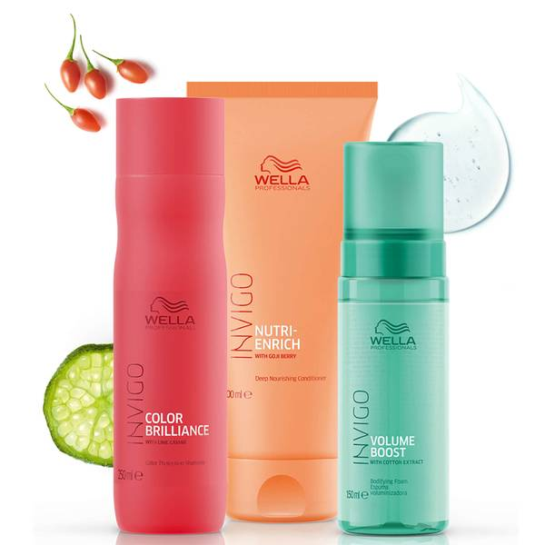 Wella Professionals Care Limited Edition Gift Set for All Hair Types (Worth $86.85)