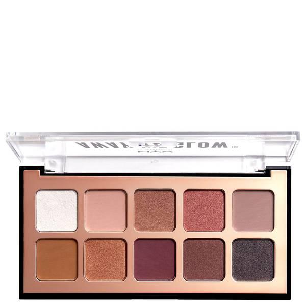 NYX Professional Makeup Away We Glow Shadow Palette - Lovebeam