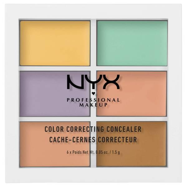 NYX Professional Makeup Colour Correcting Palette 9g