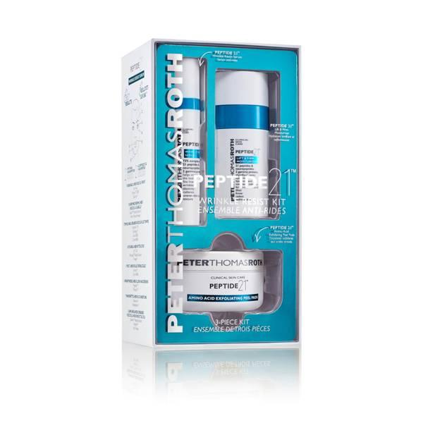 Peter Thomas Roth Peptide 21 Wrinkle Resist 3 Piece Kit