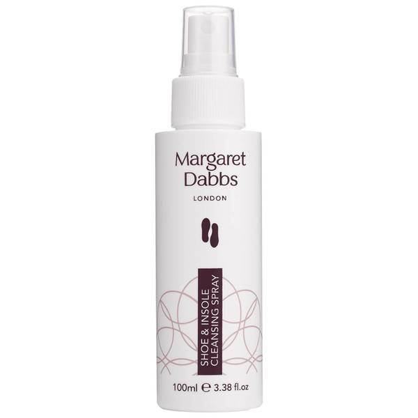 Margaret Dabbs London Shoe and Insole Cleansing Spray (20 Wipes)