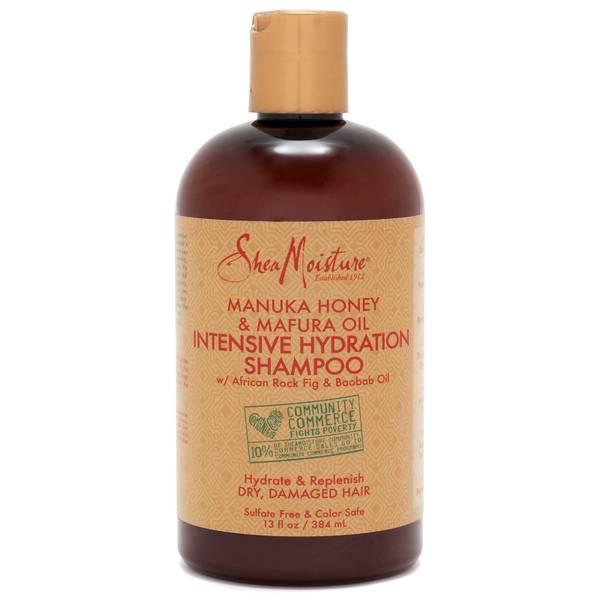 SheaMoisture Manuka Honey & Mafura Oil Intensive Hydration Shampoo 384ml