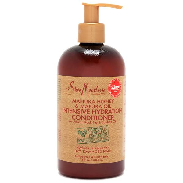 SheaMoisture Manuka Honey & Mafura Oil Intensive Hydration Conditioner 384ml