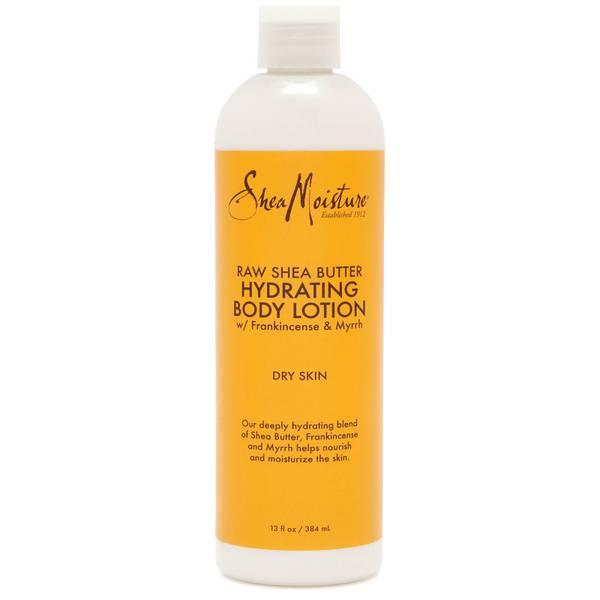SheaMoisture Raw Shea Butter Hydrating Body Lotion 384ml