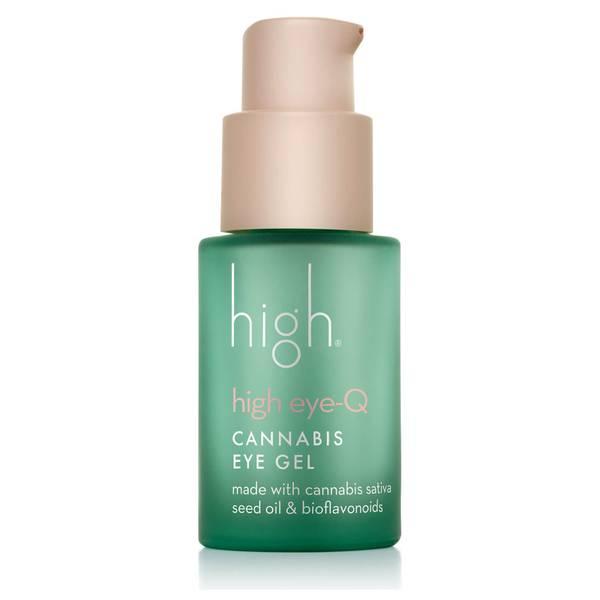 High Eye Q Cannabis Eye Gel 0.5 oz/15ml