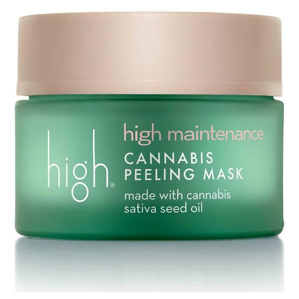High Maintenance Cannabis Peeling Mask 1.7 oz/50ml