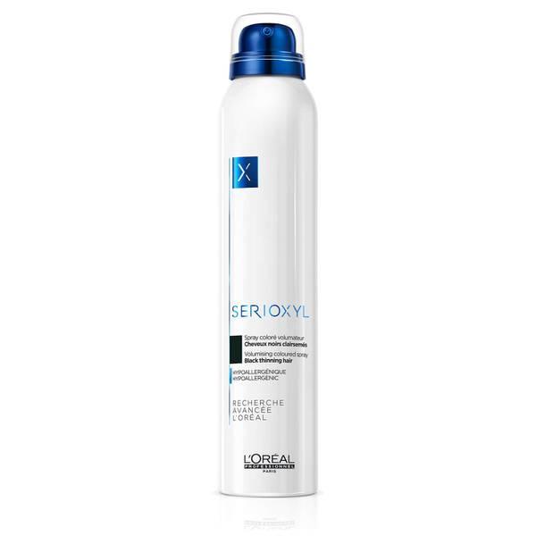L'Oréal Professionnel Serioxyl Spray - Black 200ml
