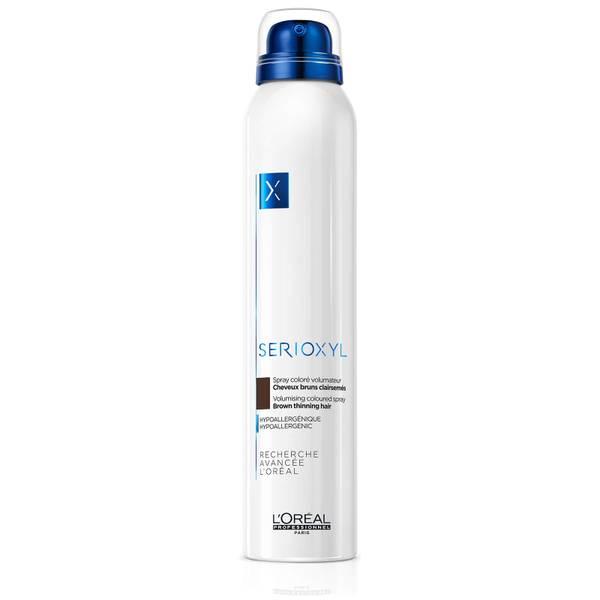 L'Oréal Professionnel Serioxyl Spray - Brown 200ml
