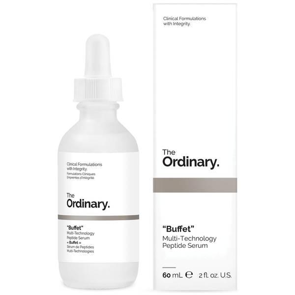 """The Ordinary Supersize """"Buffet"""" Multi-Technology Peptide Serum 60ml"""