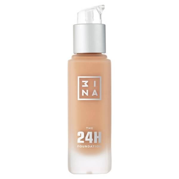 3INA Makeup The 24H Foundation 30ml (Various Shades)