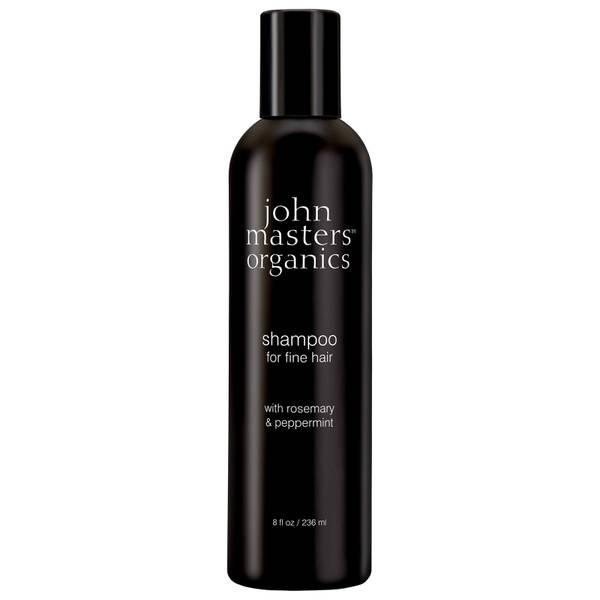 John Masters Organics Shampoo for Fine Hair with Rosemary & Peppermint