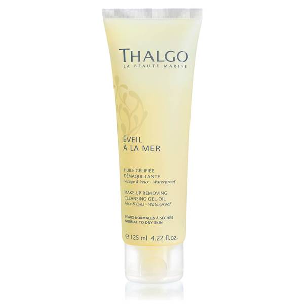 Thalgo Make-Up Removing Cleansing Gel Oil 125ml