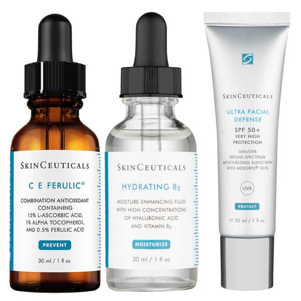 SkinCeuticals Ultimate Facial Brightening Bundle