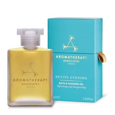 Aromatherapy Associates Revive Evening Bath & Shower Oil 55ml