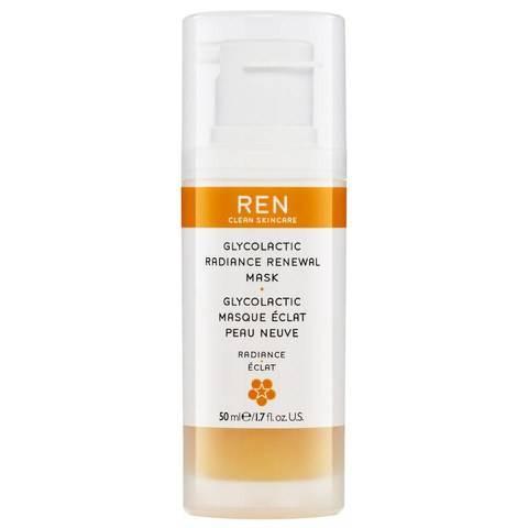 REN Glycolactic Radiance Renewal Mask (50ml)