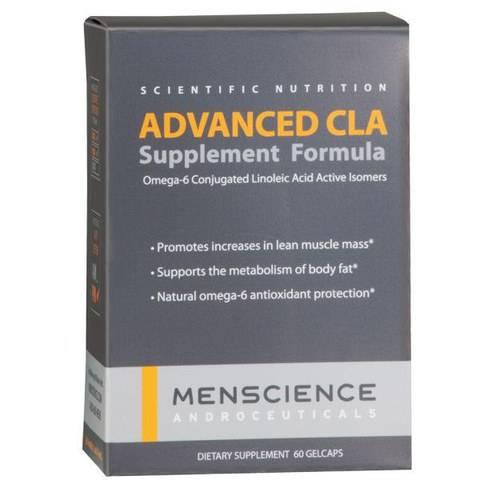 Menscience Advanced Cla Supplement Formula (60 Capsules)