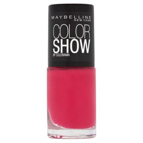 Maybelline New York Color Show Nail Lacquer - 6 Bubblicious 7ml