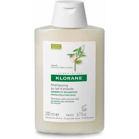 KLORANE Almond Milk Shampoo 6.7oz