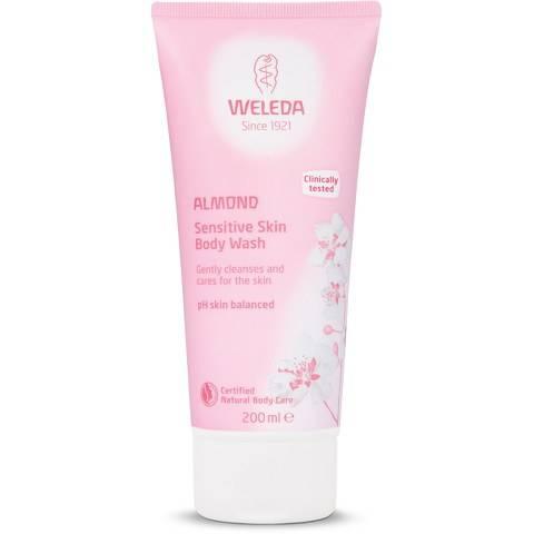 Weleda Almond Body Wash (200ml)