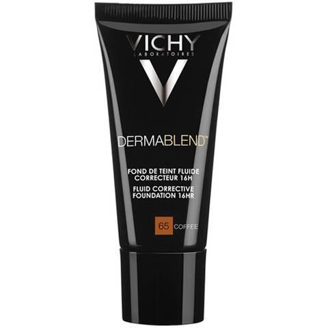 VICHY Dermablend Corrective Fluid Foundation 30ml (Various Shades)