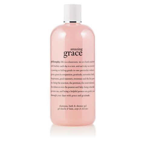 philosophy Amazing Grace Shampoo, Bath & Shower Gel 480ml
