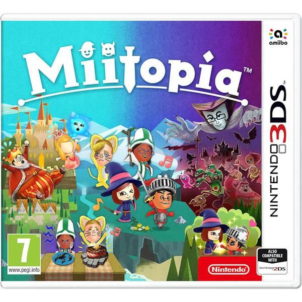 Fortnite Card Miitopia Miitopia Nintendo 3ds Zavvi Us