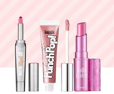 Benefit Lipstick & Lip Gloss