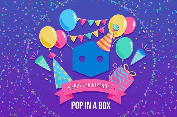 PIAB 7 Geburtstag