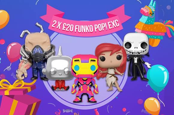 2 for £20 Multibuy EXC Offer
